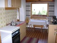 Küche Wohnung klein