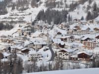 Unser verschneites Dorf!