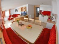 Wohn-Ess-Kochbereich Wohnung Frommes