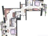 Grundriss Wohnung SCHÖNJÖCHL