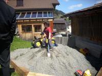 Sandhaufen
