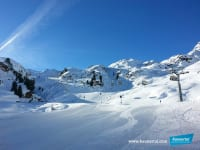 Skifahren auf dem Kaunertaler Gletscher von Oktober bis Juni