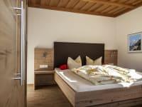 Wohnung Parseier - Doppelbettzimmer