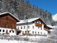 Stotznerhof im Winter