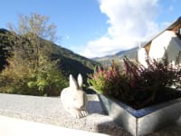 Aussicht Terrasse FW Hannah