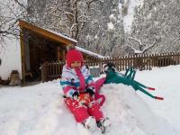Viel Arbeit im Schnee