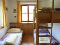 Schlafzimmer-Bergkastel