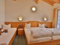 Ferienwohnung Enzian - Schlafzimmer