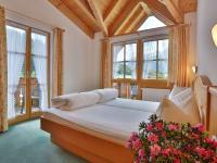 Ferienwohnung Edelweiß - Schlafzimmer nach Südwesten_