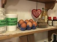 Gesunde Produkte vom Bio-Bauernhof Rosenhof