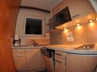Kochnische Wohnung 2