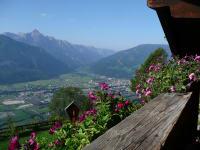 Ausblick auf die Lienzer Dolomiten