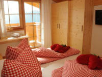 einfach zum Wohlfühlen, kuscheln und den Ausblick auf die Lienzer Dolomiten genießen, FeWo Talblick