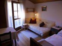 Dorflinde Schlafzimmer (Zweibettzimmer)