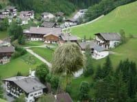 Heuernte am Bergbauernhof