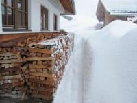 ein schöner Winter