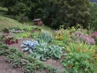 Garten mit viel Herz