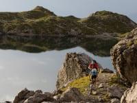 herrliche Mountainbkiketouren in Osttirol