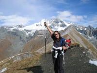 Gipfelsieg am Figerhorn