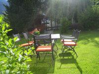 Entspannen und erholen können Sie sich im Kristemoar Garten