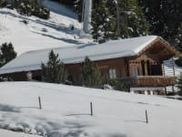 Kristemoarhütte - mitten im Schigebiet Zettersfeld in herrlicher Alleinlage