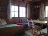 Wohnküche mit herrlichem Dolomitenpanorama