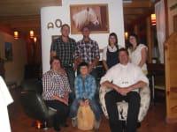 Gastgeberfamilie Niederegger
