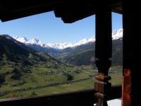 Ausblick ins Virgental
