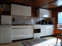 Küche FeWo Zuniglbick