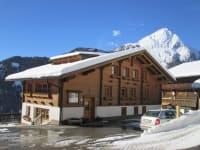 Der Wachtlerhof im Winter