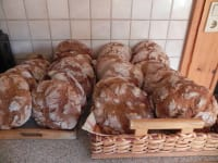 Frisches Brot mh..das schmeckt
