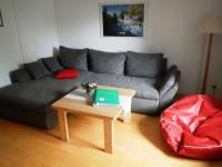Wohnzimmer Dolomitenblick
