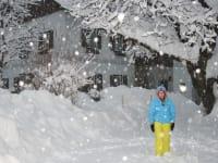 Winter am Jörgleggerhof