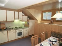 Küche Dolomitenblick