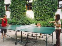 Tischtennis welch ein Spass