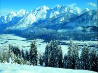 Winter Lienzer Dolomiten