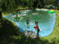 Viel Spaß bei unserem Teich