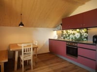 Wohnküche Ferienwohnung