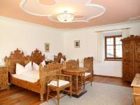 Doppelzimmer im Haupthaus