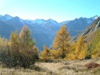 Herbststimmung in Prägraten