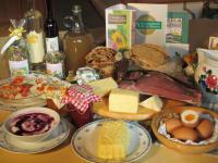 Produkte am Klampererhof Virgen / Osttirol