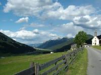 Am Weg zum Brunnerhof