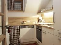 Küche Ferienwohnung Schloßkopf