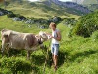 Auf unserer Alp