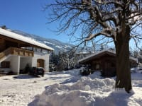 Winter am Martlerhof