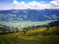 Berge des Zillertals