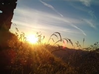 Sonnenauggang Kellerjoch