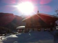 Geislerhof Winter