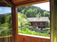 Blick vom Zimmer