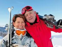 Gratis Skikurs fuer Gaeste ab 50 am Vitalhof Tunelhof